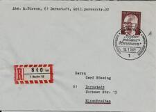 """Berlin FDC MiNr 433 (1) RECO """"Bundespräsident Dr. Gustav Heinemann (III)"""""""