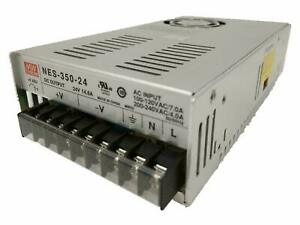 MEAN WELL NES-350-24 350W 24V LED Switching  Power Supply AC/DC