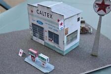 Garage Caltex 1/43°