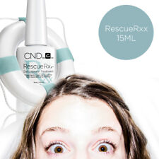 Original CND RescueRxx Keratin Nail & Cuticle recover 15ml capacity