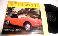 Music ALa Carte by The Crew Cuts LP MONO 1956