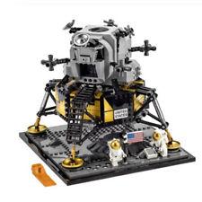 Creator Apollo 11 Lunar Lander NASA Building Blocks Kit Kids Cosmonaut Toys Gift