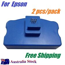 AUS Stock- 2pcs Chip Resetter for Epson Wide Format 7600 Printer Ink Cartridges