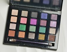 Urban Decay Vice 4 Palette 20 Eye Shadow + 1 Dual Ended Brush Makeup Limited Ed