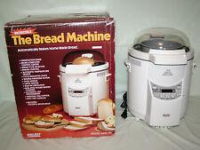 New listing Welbilt Abm-100-3 The Bread Machine & Dough Maker (R2D2 Type) + Manual Nice!