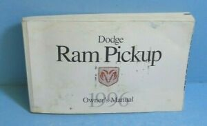 96 1996 Dodge Ram Pickup/1500/2500/3500 owners manual