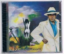 ADRIANO CELENTANO IL RE DEGLI IGNORANTI CD REMASTERED SIGILLATO!!!