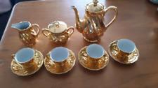 Avondale Gold plated china teaset