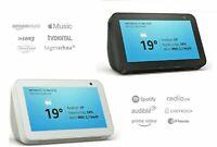 Amazon Echo Show 5 Display Alexa Smart Speaker Kamera schwarz weiß | * NEU OVP *