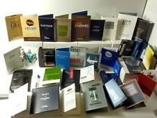 24 Parfum Proben Pour Homme Adventskalender Überraschung Verschiedene