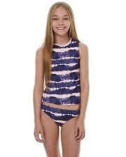 BNWT BILLABONG KIDS GIRLS SUMMER 2018 DRIFTLINES TANKINI SET (10-12) BARGAIN