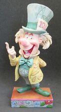 "Disney Showcase Mad Hatter ""Mad Cap Mayhem"", Alice in Wonderland, Jim Shore"