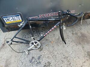 VooDoo Bondye Pro racing Bike Frame