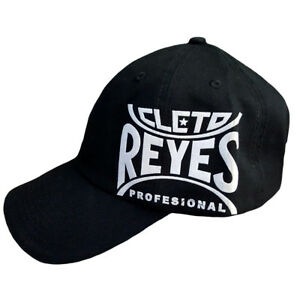 Cleto Reyes Boxing Hat - Black