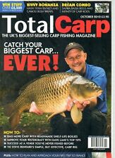 TOTAL CARP MAGAZINE - October 2010