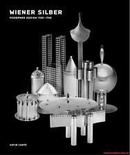 Fachbuch Wiener Silber Modernes Design statt 49,80€ J. Hoffmann, M. Brandt uva.
