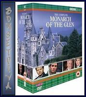 MONARCH OF THE GLEN - COMPLETE SERIES 1 2 3 4 5 6 & 7 **BRAND NEW DVD BOXSET
