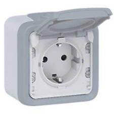 Legrand Wippschalter Universal Aus-/ Wechsel 1-polig Feuchtraum Aufputz