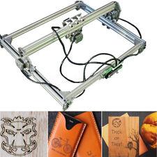 5500mW 65x50CM CNC Laser Engraver Engraving Woodwork Cutter Logo Printer Machine