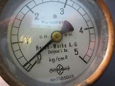 Horch Zwickau Manometer Öldruckmesser Vorkrieg