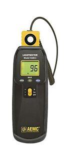 AEMC CA811 Digital Lux Light Level Meter
