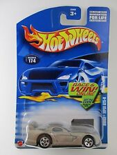 """""""HOT WHEELS by Mattel"""" - DODGE VIPER GTS-R  COLLECTOR # 174"""