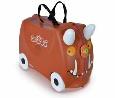 Trunki Ride-on Suitcase Limited Edition Gruffalo Brown Lightweight Durable