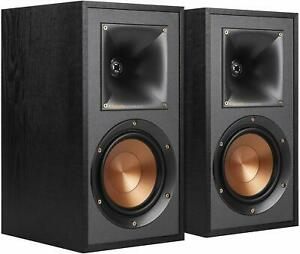 Klipsch R-41M Bookshelf Speakers (Pair) NEW
