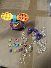 Tiny Squinkies Zinkies Animal Pet Lot With Seasaw Spoon Magnifying Glass