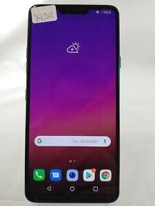 LG G7 Fit LM-Q850 32GB AT&T GSM Unlocked Smartphone Cellphone Black X325