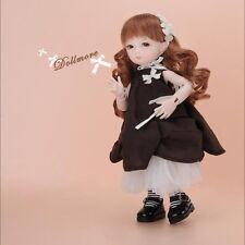 [Dollmore] 1/6 BJD YOSD USD   Dear Doll Size -Timeold Girl Set (Choco
