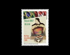 Brazil-Canada Relations - My New Accordion 1989 Mi 3494, Yvert 2983, RHM C-2694