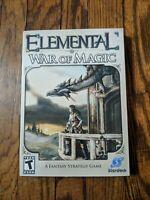 Elemental: War of Magic - Fantasy Strategy Game (PC Games)