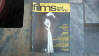 OLD FILMS & FILMING MOVIE MAGAZINE, AUG 1971 MICK JAGGER