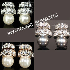 Unbranded Pearl White Gold Filled Costume Jewellery