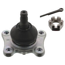 Front Lower Ball Joint Inc Castle Nut & Cotter Pin Fits Toyota Dyna Febi 43031