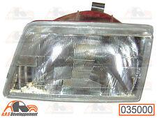 BLOC OPTIQUE avant  gauche pour PEUGEOT 205 GTI 1600 et 1900 tous types  -35000-