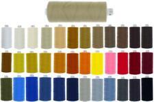 10 x Nähgarn Jeansgarn Ledergarn und schwere Textilien und Bekleidung Stärke 50