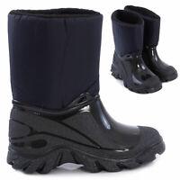 Scarponi bimbo bimba doposci imbottiti impermeabili stivali neve caldi SCI-2