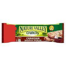 Nature Valley - Barre de céréales - sirop d'érable - lot de 12 barres de 42 g