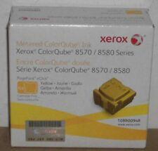 Xerox ColorQube Ink für  8570 8580 yellow gelb  4er Pack  OVP A