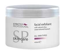 Strictly Professional Facial Exfoliant 450 ml