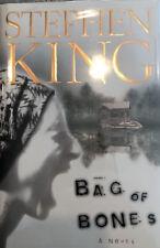 Bag of Bones Stephen King 1st Edition 1st Printing