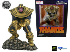 DIAMOND SELECT GALLERY - MARVEL COMICS - THANOS -  PVC DIORAMA FIGUR - NEU/OVP