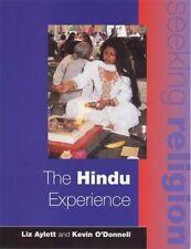 Seeking Religion: The Hindu Experience by Liz Aylett 9780340747698