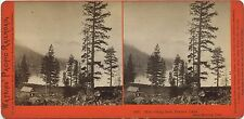 C.P.R.R Hart/Watkins series # 260 Mist Rising from Donner Lake (morning) 1860's