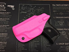 Ruger LC9 / LC9s / LC380 Kydex Holster - PINK / IWB / CCW / Right Hand
