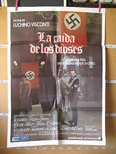 A1480  LA CAIDA DE LOS DIOSES LUCHINO VISCONTI