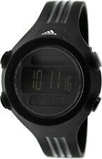 Adidas Women's Questra ADP6086 Black Silicone Quartz Watch