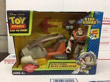 New 2006 Hasbro Toy Story Buzz Lightyear DUNE PATROL Vehicle + Figure Set NIB